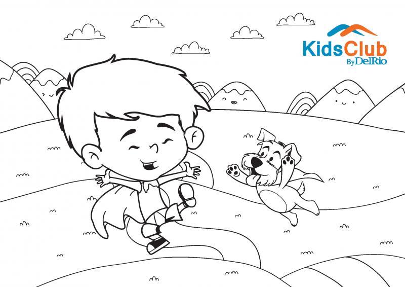 Vamos Brincar Juntos Neste Dia Das Criancas Delrio